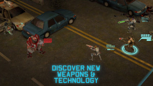 XCOM: Enemy Unknown - iOS (iPad, iPhone, iPod touch)