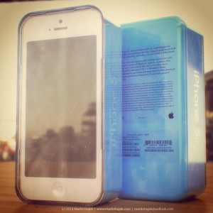 iPhone 5C - Martin Hajek