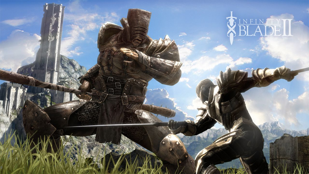 Infinity Blade II - iOS (iPhone, iPad, iPod touch)