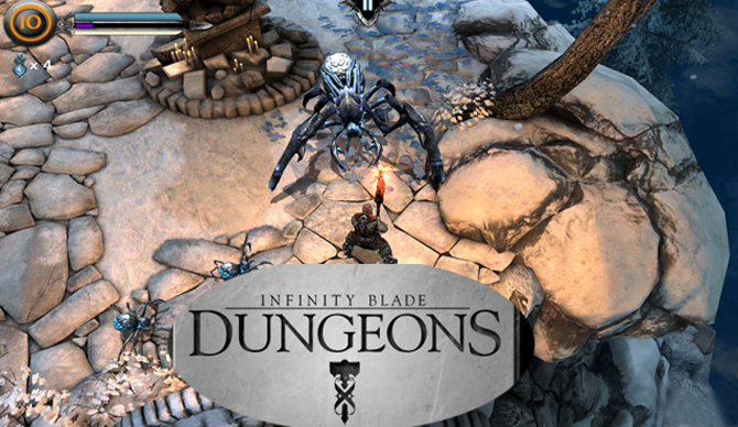 Infinity Blade: Dungeons - iOS (iPhone, iPad, iPod touch)