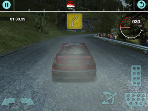 Colin McRae Rally - iOS (iPhone, iPod touch, iPad)