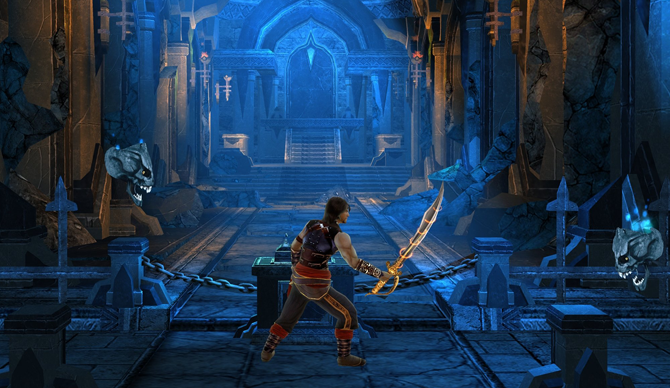 Prince of Persia - The Shadow and the Flame - iOS (iPhone, iPod touch, iPad)