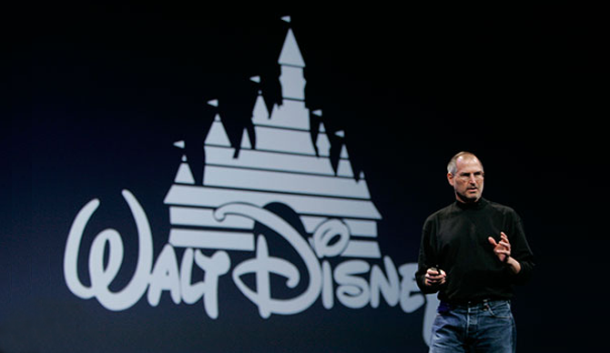 Steve Jobs - Disney Legends Award