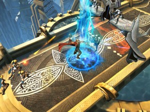 Thor: The Dark World - iOS (iPhone, iPad, iPod touch)