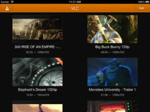 VLC - iOS (iPhone, iPod touch, iPad)
