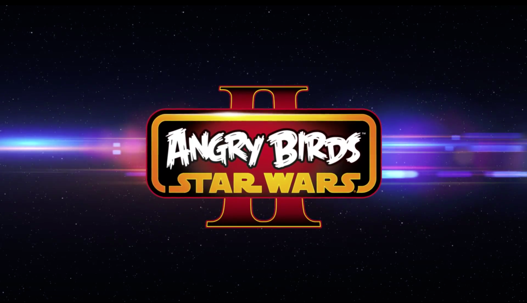 Angry Birds: Star Wars II - iOS (iPhone, iPad, iPod touch)