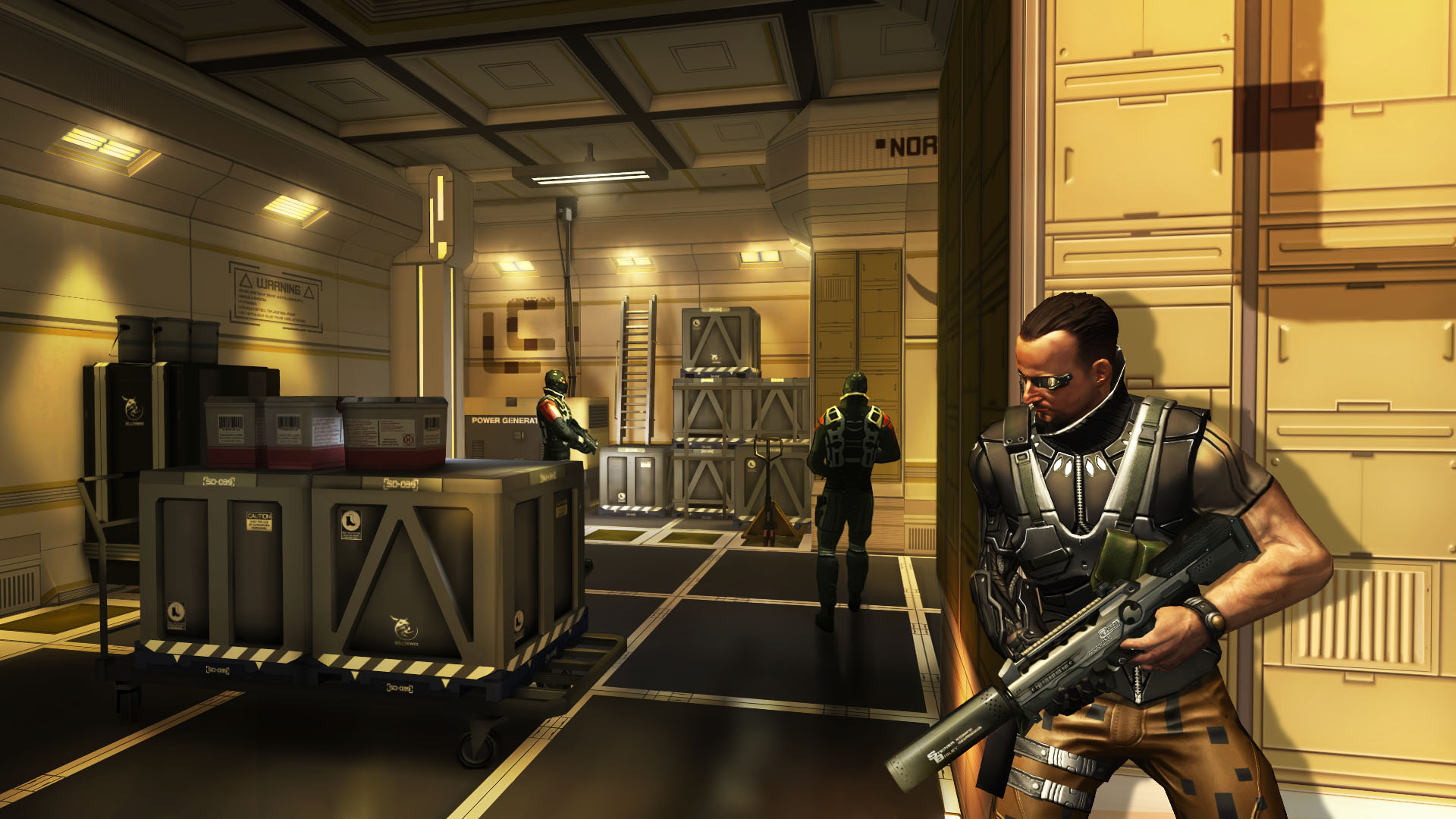 Deus Ex: The Fall - iOS (iPhone, iPad, iPod touch)
