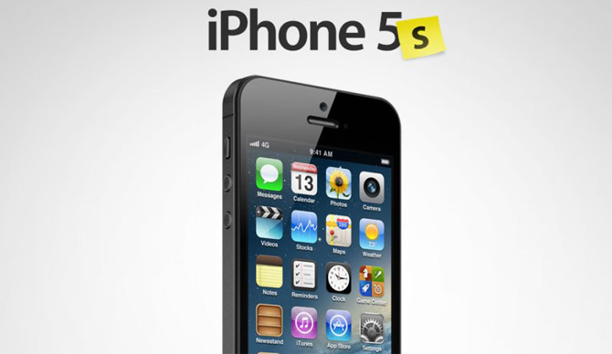 iPhone 5S - Apple