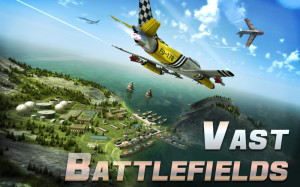 Sky Gamblers: Cold War - iOS (iPhone, iPad, iPod touch) & Mac OS X