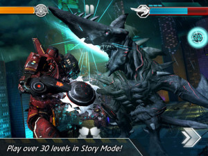 Pacific Rim - iOS (iPhone, iPod touch, iPad)