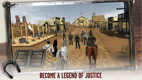 The Lone Ranger - iOS (iPhone, iPod touch, iPad)