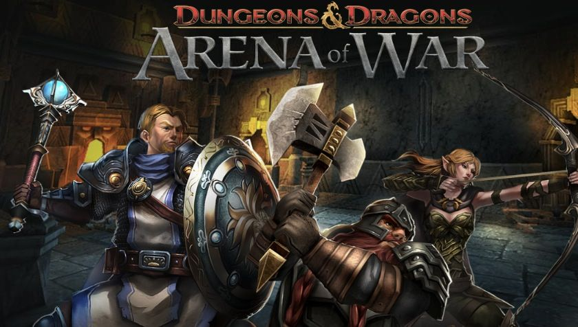 Dungeons & Dragons - Arena of War - iOS (iPhone, iPod touch, iPad)