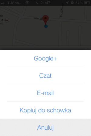 Google Maps 2.2.0 - iOS