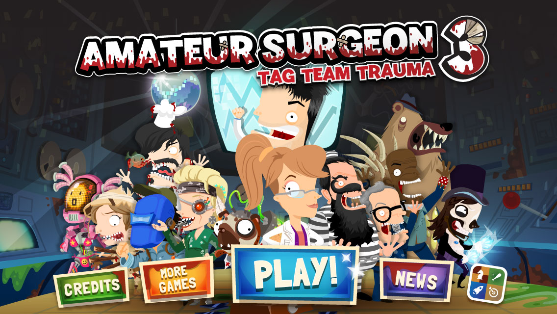 Amatour Surgeon 3 - iOS (iPhone, iPod touch, iPad)