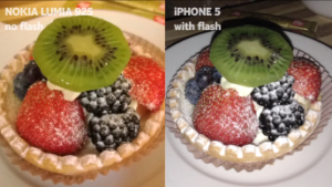 Nokia Lumia 925 vs. iPhone 5