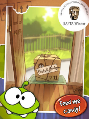 Cut the Rope - iOS