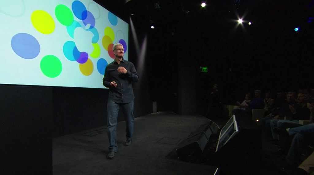 Apple Special Event - keynote