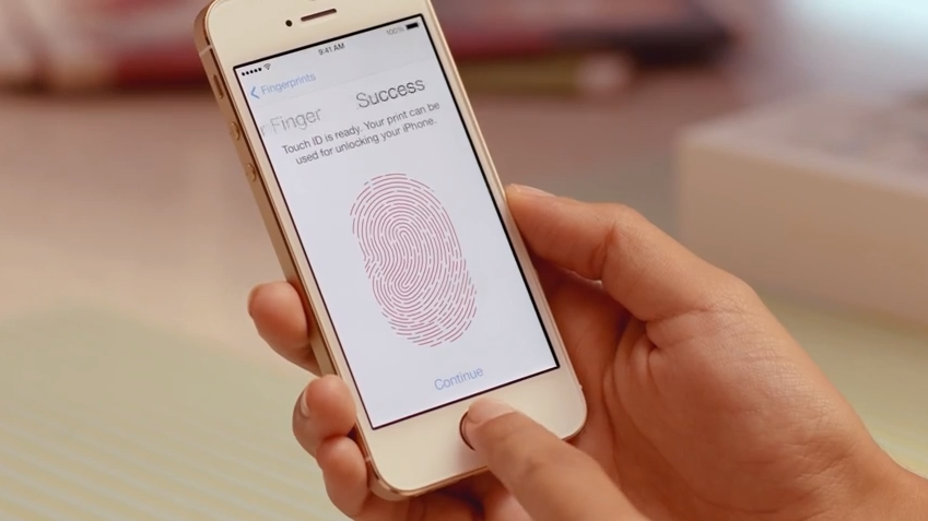 iPhone 5S - Touch ID