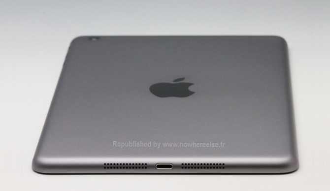 iPad mini 2 - space gray