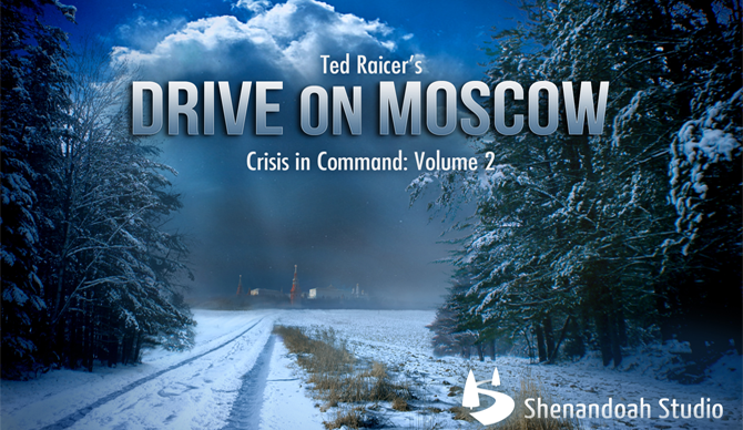 Drive on Moscow - iOS (iPad)