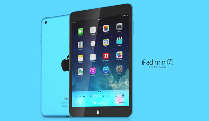 iPad mini C - Martin Hajek