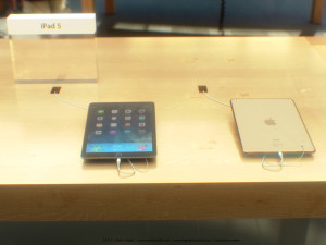 iPad 5 w Apple Store - Martin Hajek