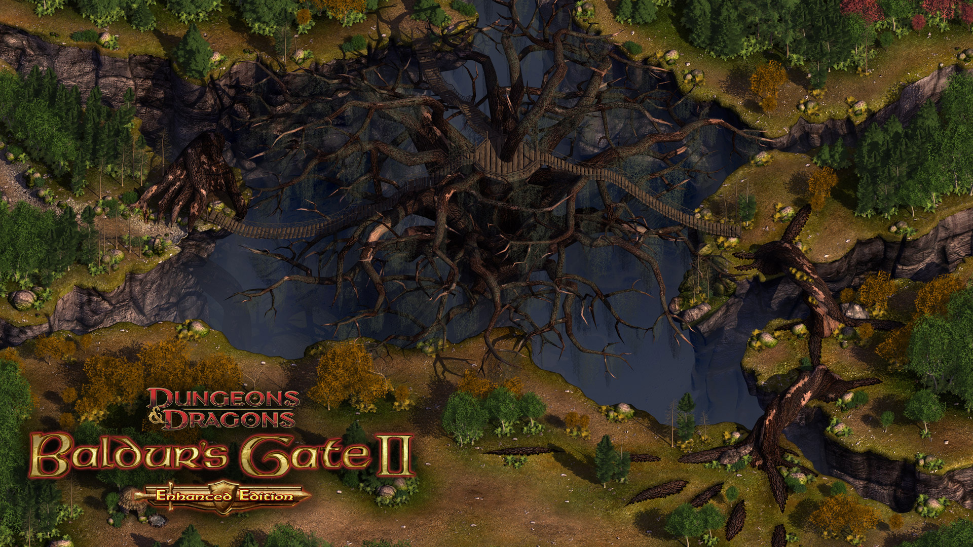 Tapeta Baldur's Gate II: Enhanced Edition