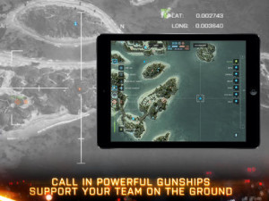 Battlefield 4™ Tablet Commander