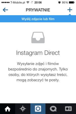 Instagram Direct