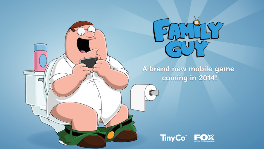 Family Guy - gra