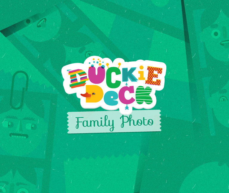 DuckieDeck Family Photo