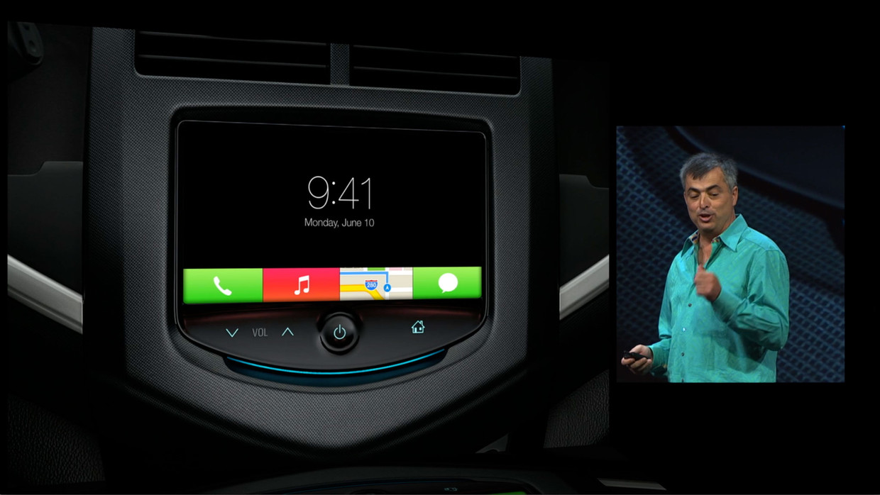 iOS in the Car - WWDC 2013