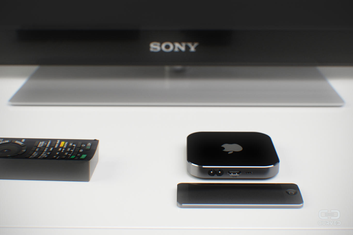 Koncept Apple TV