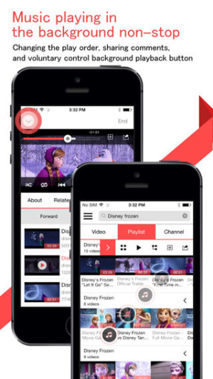 FREEdi Player for YouTube