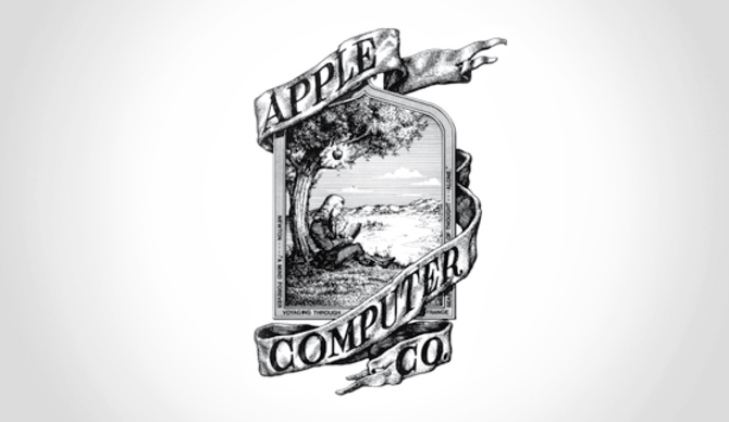 Apple Computer co logo