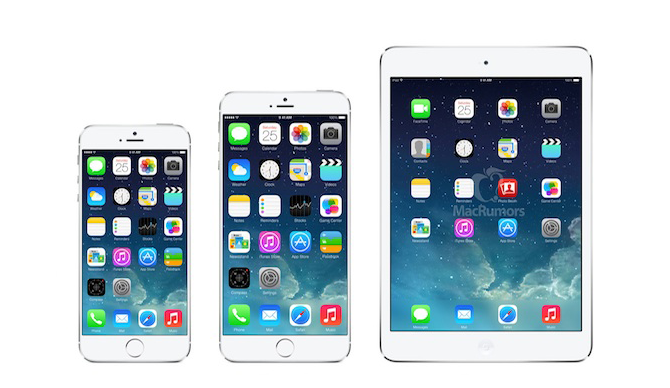 iPhone 6 & iPad mini