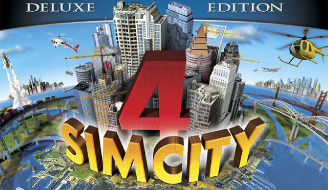 Sim City 4 Deluxe Edition