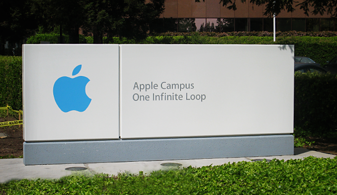 Apple Campus – One Infinite Loop