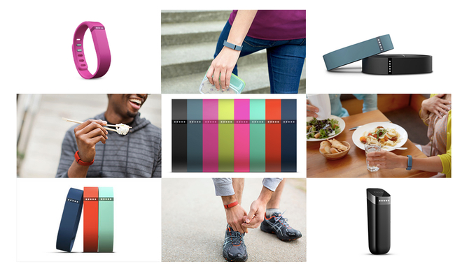Fitbit products.