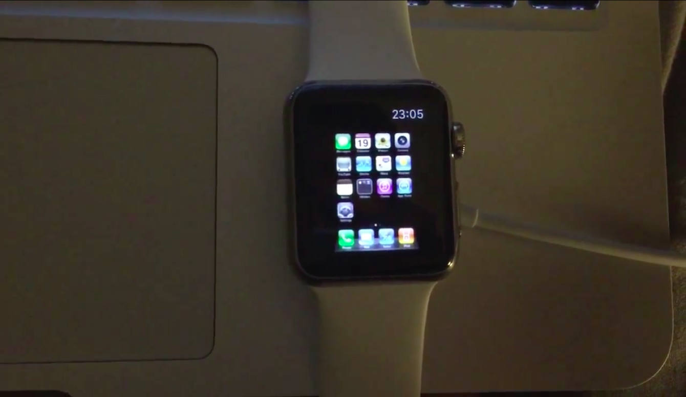 iOS 4 - Apple Watch