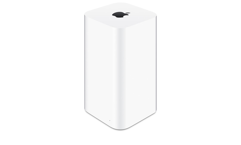 AirPort Extreme i Time Capsule