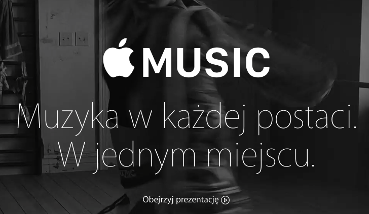 Apple Music w Polsce
