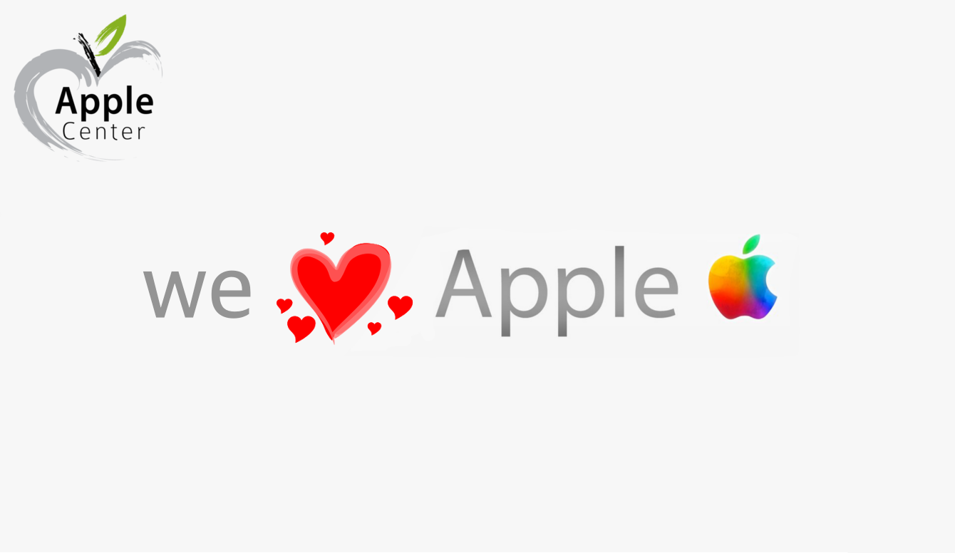 Apple, we love apple, kochamy apple, firma apple