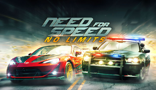 Need for Speed No Limits - iOS