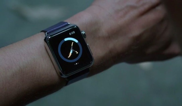 reklamy apple watch