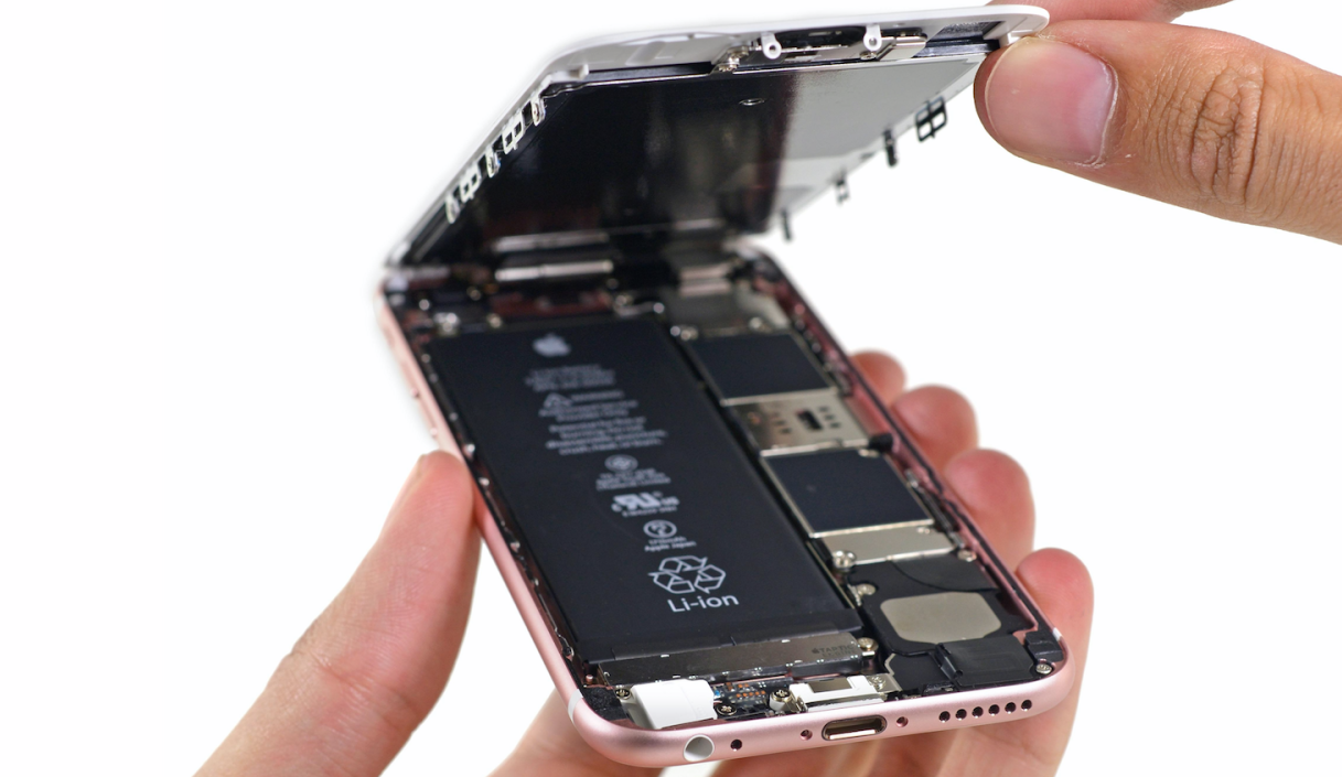 iFixit - iPhone 6S