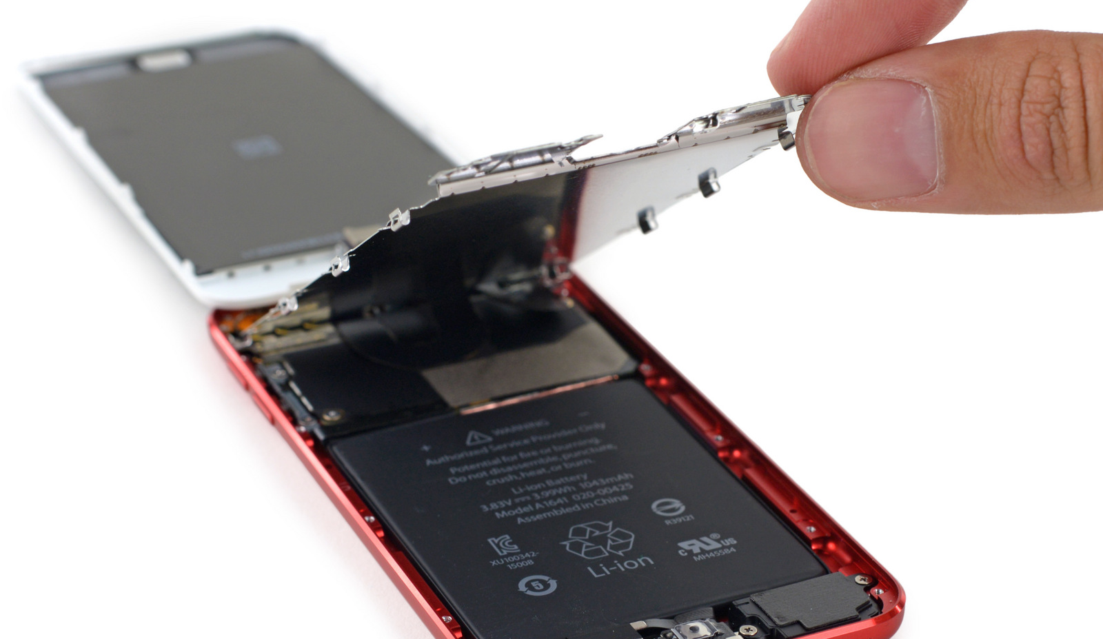 iPod Touch 6 gen. iFixit
