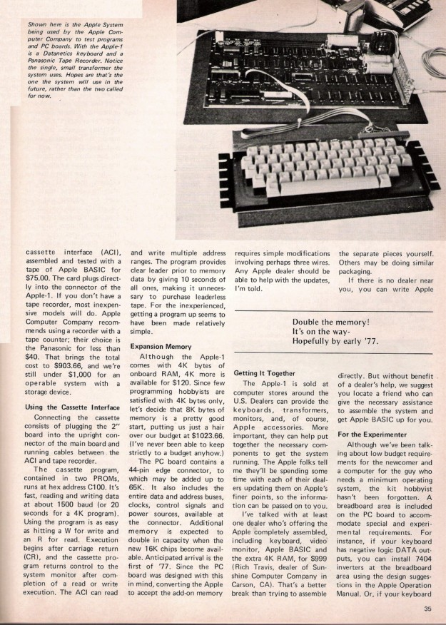 the Remarkable Apple Computer - 2