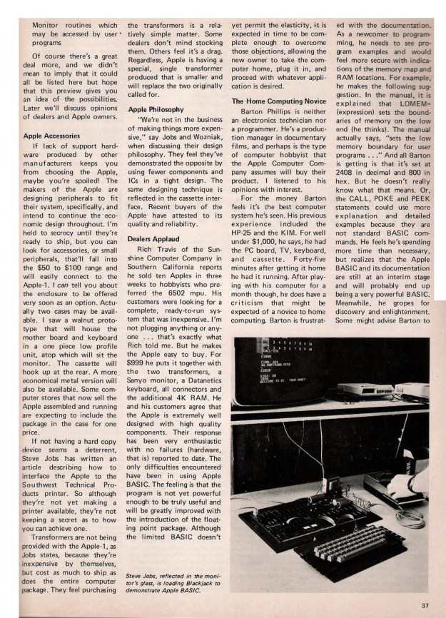 the Remarkable Apple Computer - 4